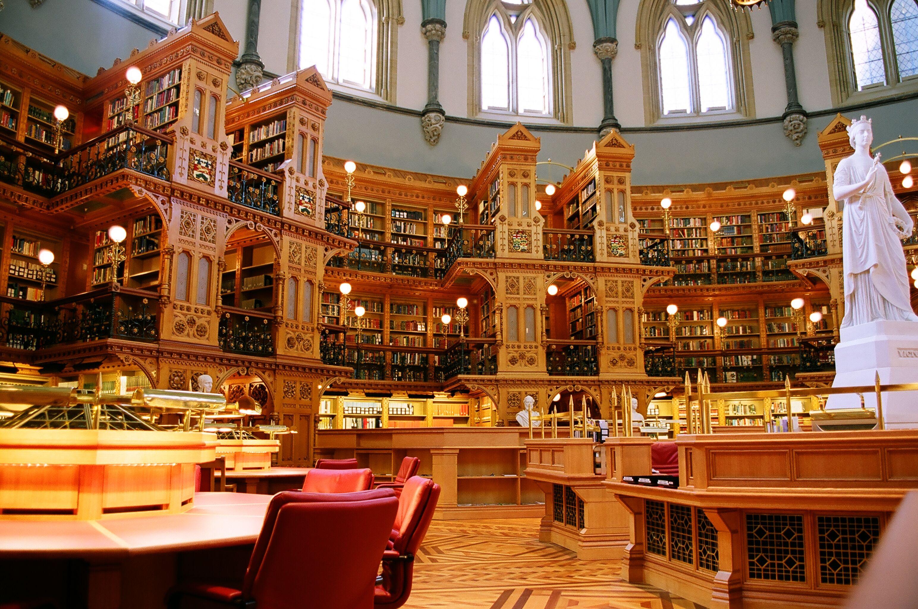 ottawa kütüphanesi