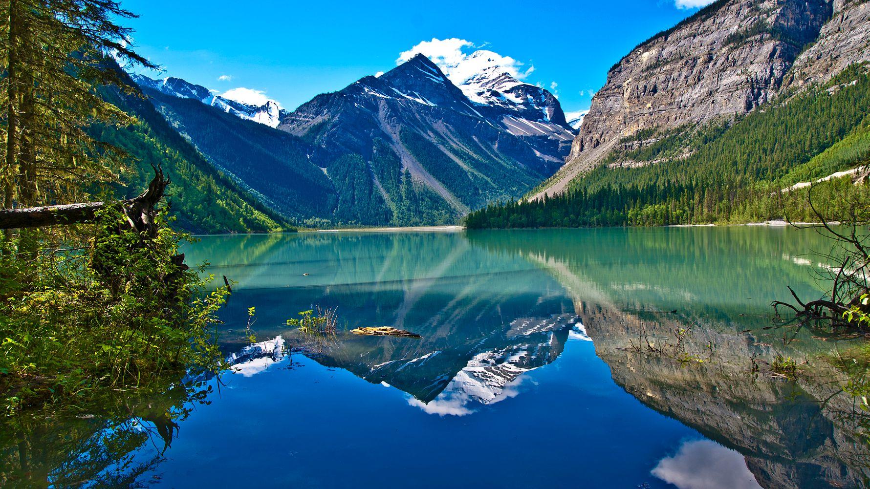 blog-ratgeber-kanada-british-columbia-berg-spiegelung-natucate