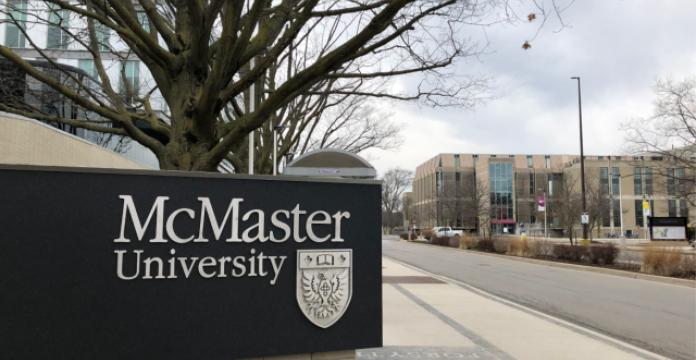 mcmaster üniversitesi